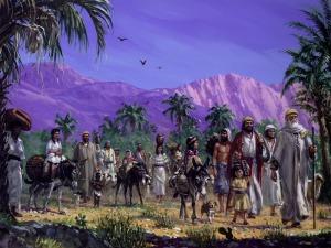 Israel a las puertas de Jerusalen